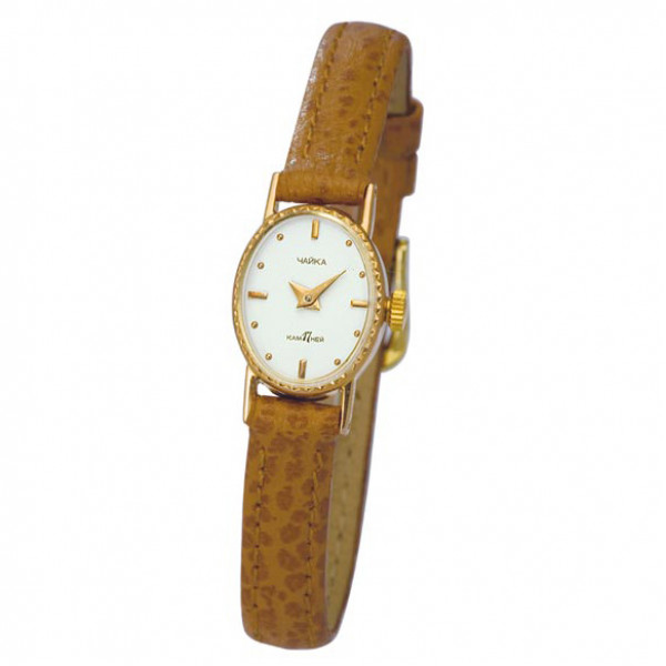 Женские золотые часы «Нежность» Арт.: 94320-2.101