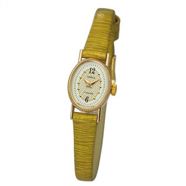 Женские золотые часы «Нежность» Арт.: 94320-2.151