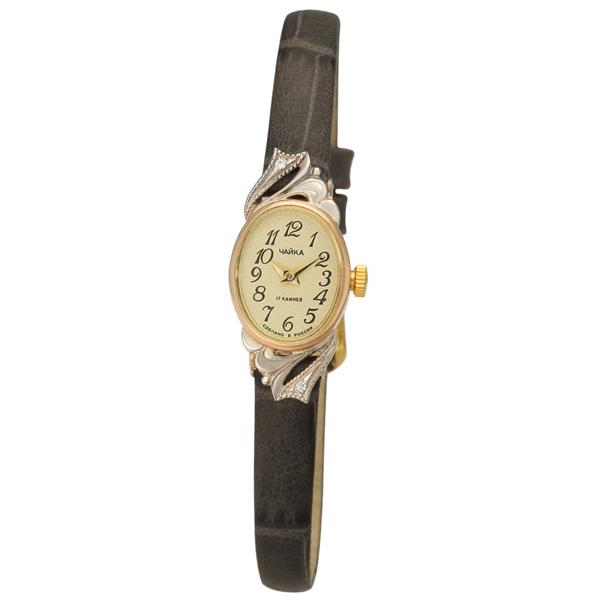 Женские золотые часы «Нежность» Арт.: 94350-146.405