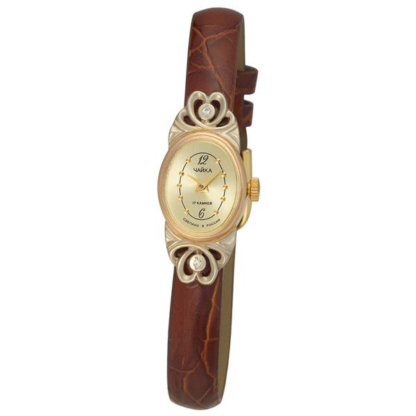 Женские золотые часы «Нежность» Арт.: 94350-246.452