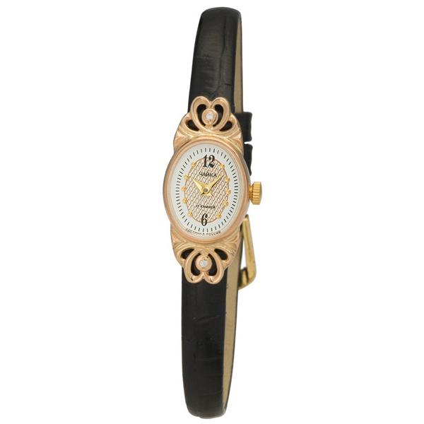 Женские золотые часы «Нежность» Арт.: 94350-256.151