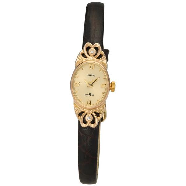 Женские золотые часы «Нежность» Арт.: 94350-256.416