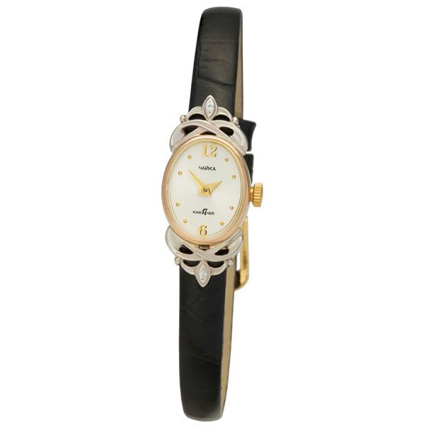 Женские золотые часы «Нежность» Арт.: 94350-346.206