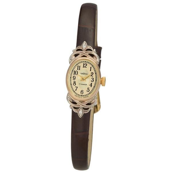 Женские золотые часы «Нежность» Арт.: 94350-346.449