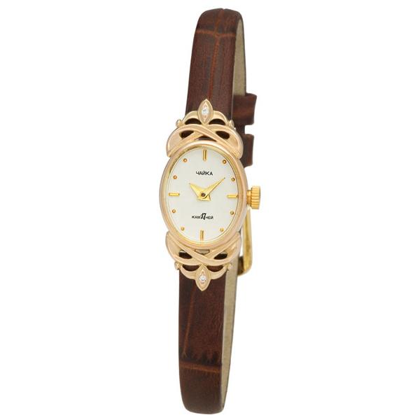 Женские золотые часы «Нежность» Арт.: 94350-356.101