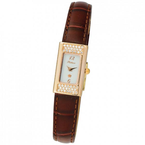 Женские золотые часы «Николь» Арт.: 94751.106