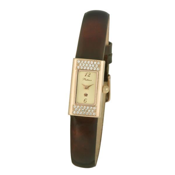 Женские золотые часы «Николь» Арт.: 94756.406