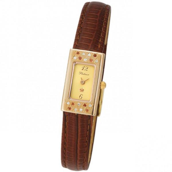 Женские золотые часы «Николь» Арт.: 94758.406