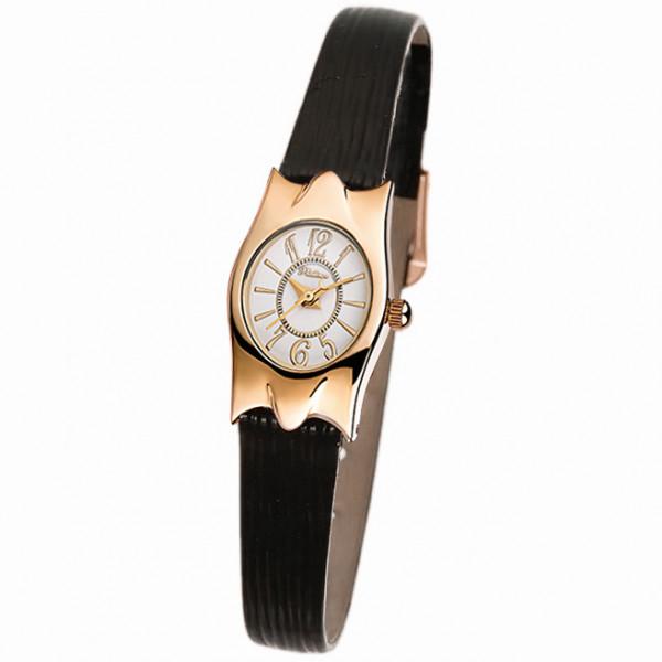 Женские золотые часы «Элен» Арт.: 95550.110