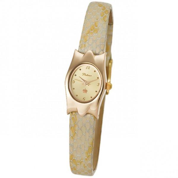 Женские золотые часы «Элен» Арт.: 95550.406
