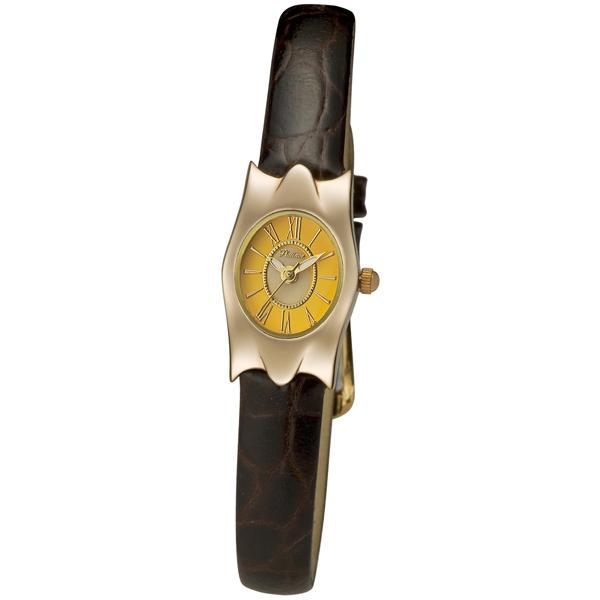 Женские золотые часы «Элен» Арт.: 95550.420