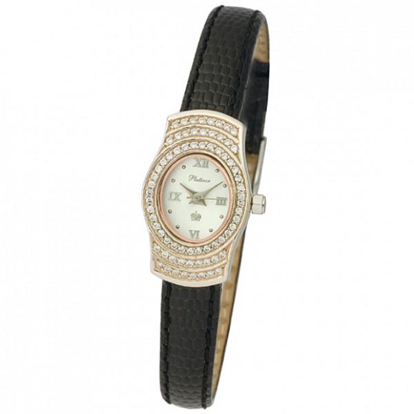 Женские золотые часы «Веста» Арт.: 96146.301