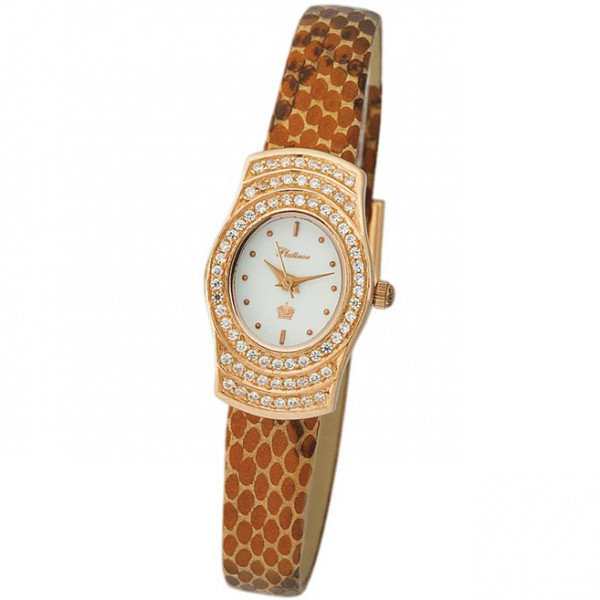 Женские золотые часы «Веста» Арт.: 96151.101