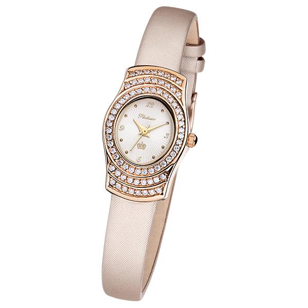 Женские золотые часы «Веста» Арт.: 96156.112