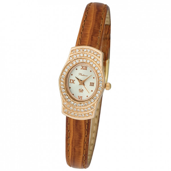 Женские золотые часы «Веста» Арт.: 96156.216