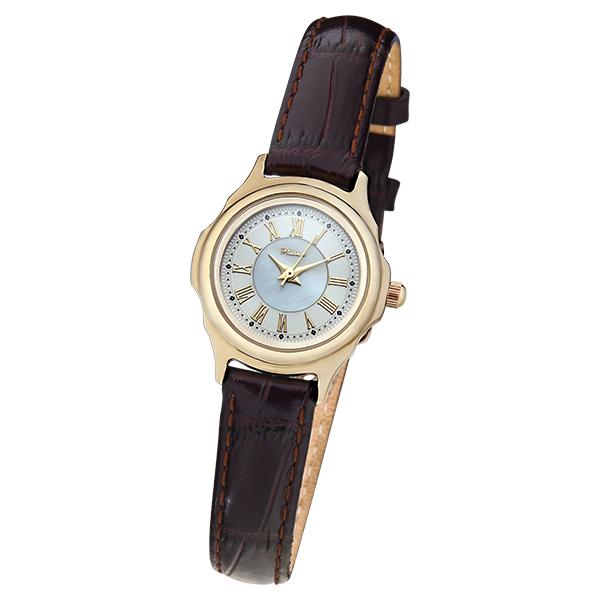 Женские золотые часы «Валенсия» Арт.: 96250.117