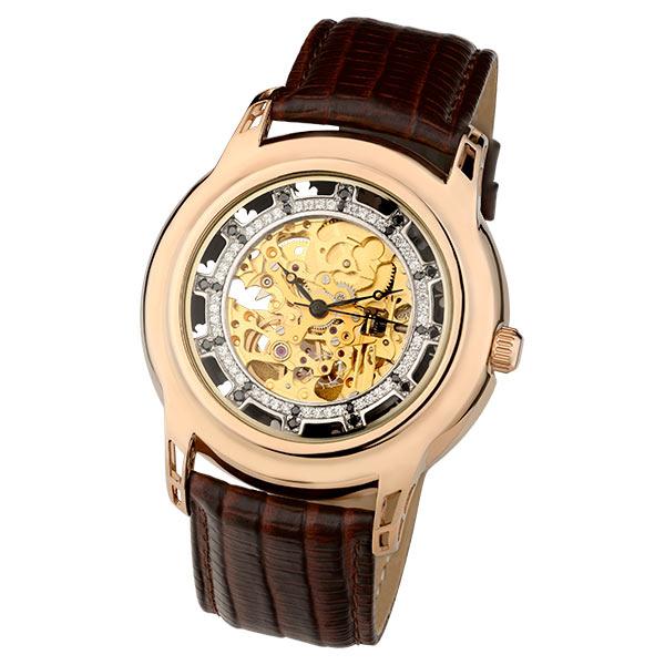 Женские золотые часы «Ванесса» Арт.: 96336.456
