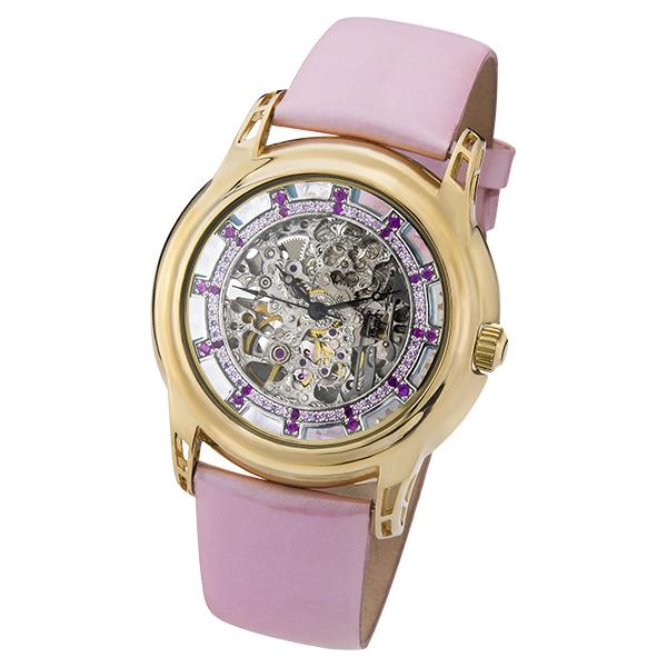 Женские золотые часы «Ванесса» Арт.: 963630-1Д.856