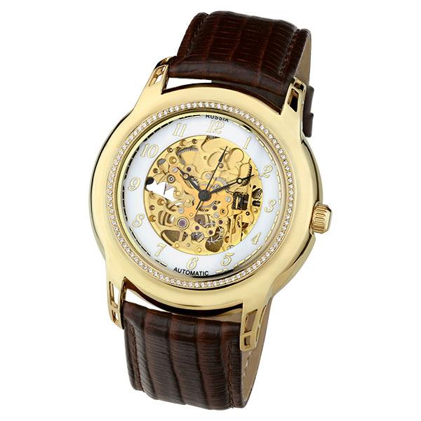Женские золотые часы «Ванесса» Арт.: 963636.155
