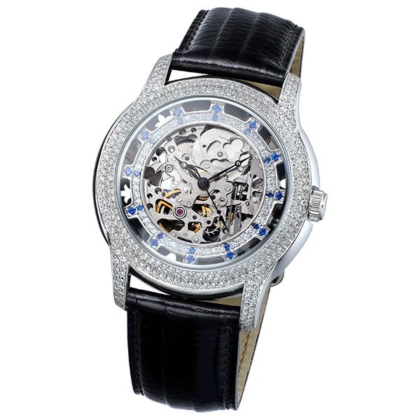 Женские серебряные часы «Ванесса» Арт.: 96406-1.756