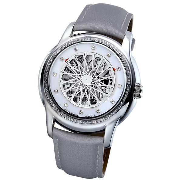 Женские серебряные часы «Ванесса» Арт.: 96406.154