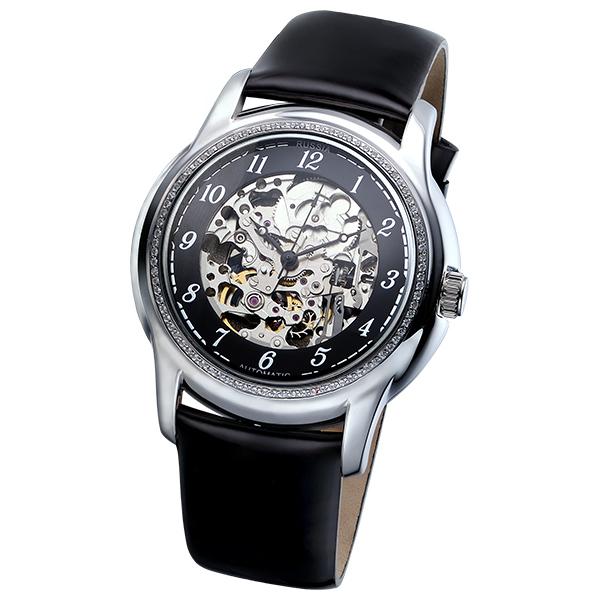 Женские серебряные часы «Ванесса» Арт.: 96406.555