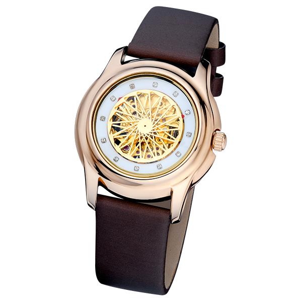 Женские золотые часы «Инесса» Арт.: 96530.154