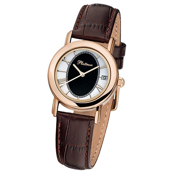 Женские золотые часы «Жанет» Арт.: 96730.118