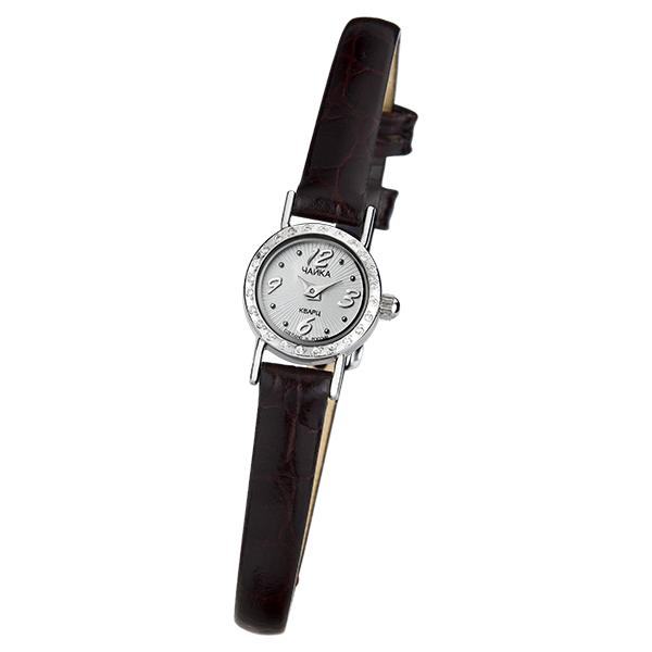 Женские серебряные часы «Виктория» Арт.: 97006-1.112
