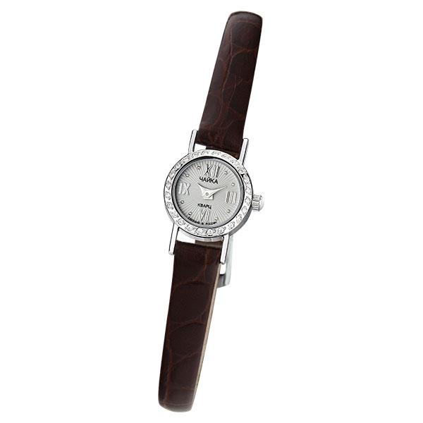 Женские серебряные часы «Виктория» Арт.: 97006-1.122