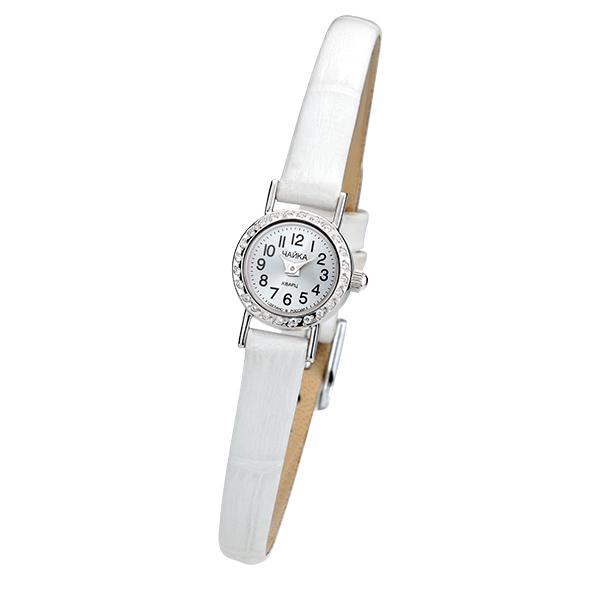 Женские серебряные часы «Виктория» Арт.: 97006-1.205