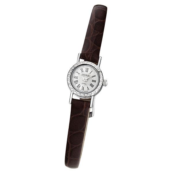 Женские серебряные часы «Виктория» Арт.: 97006-1.221