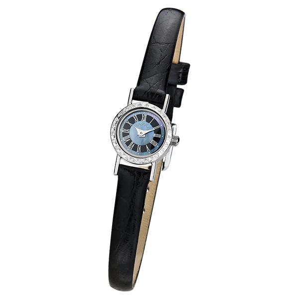 Женские серебряные часы «Виктория» Арт.: 97006-1.518