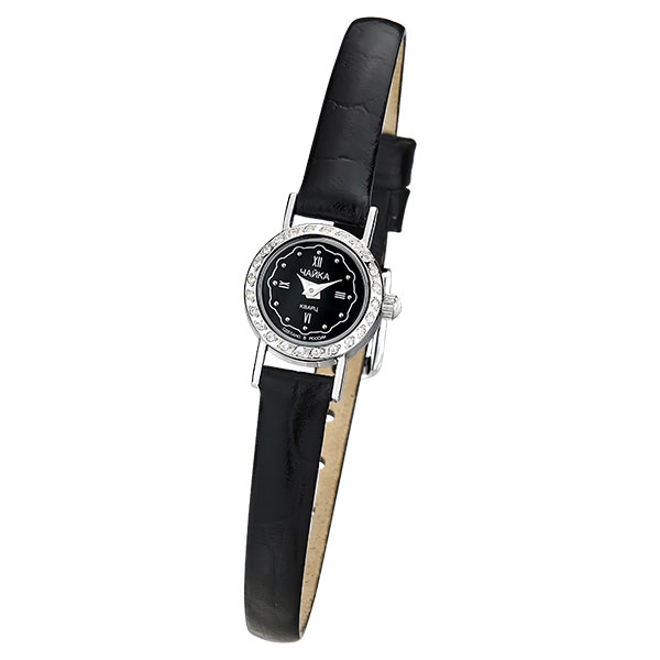 Женские серебряные часы «Виктория» Арт.: 97006-1.546