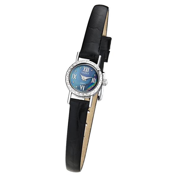 Женские серебряные часы «Виктория» Арт.: 97006-1.616