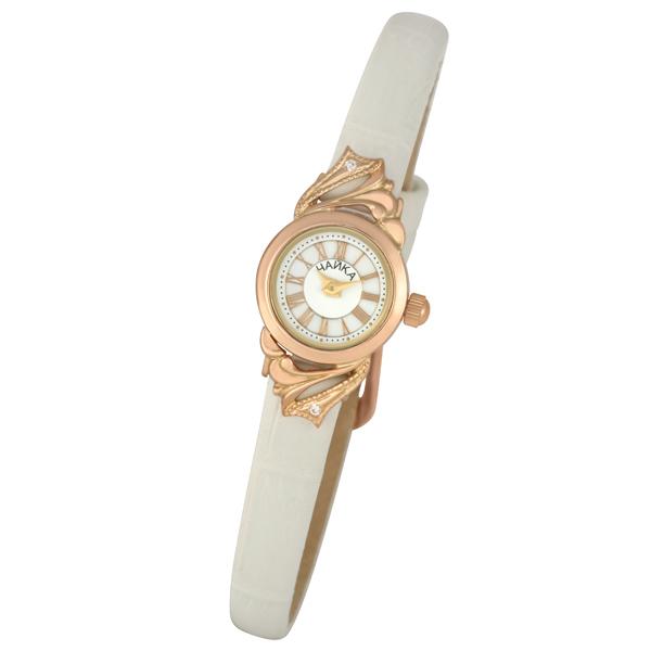Женские золотые часы «Виктория» Арт.: 97050-156.317