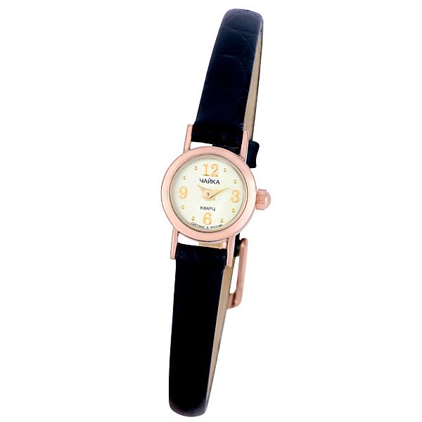 Женские золотые часы «Виктория» Арт.: 97050.112