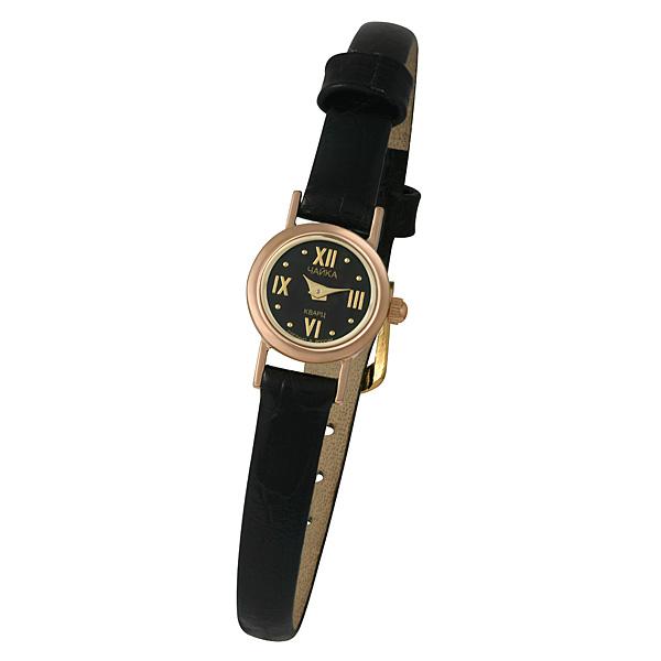 Женские золотые часы «Виктория» Арт.: 97050.516