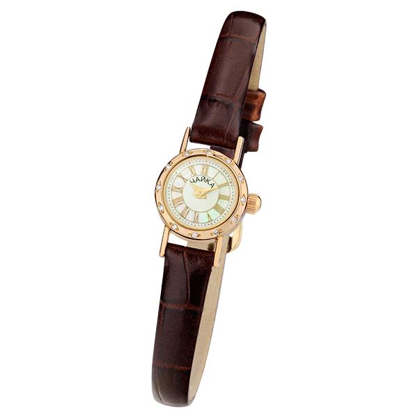 Женские золотые часы «Виктория» Арт.: 97051.317