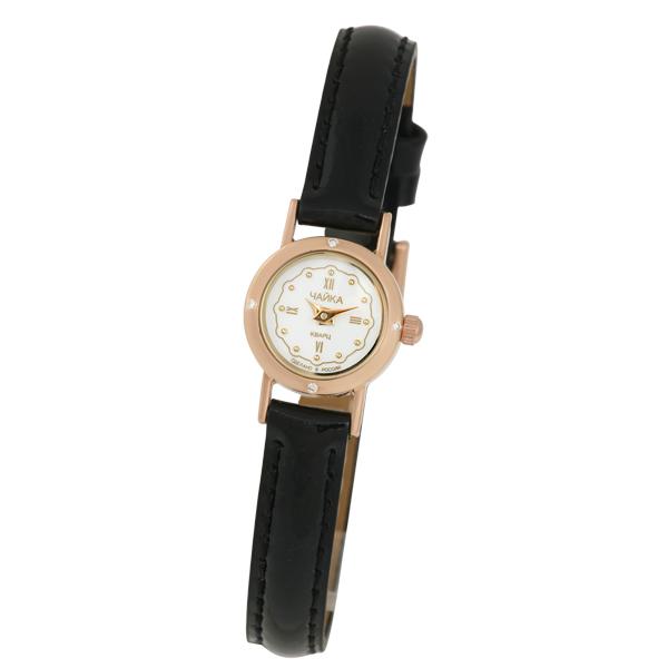 Женские золотые часы «Виктория» Арт.: 97051A.146