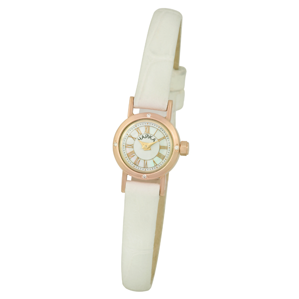 Женские золотые часы «Виктория» Арт.: 97051A.317