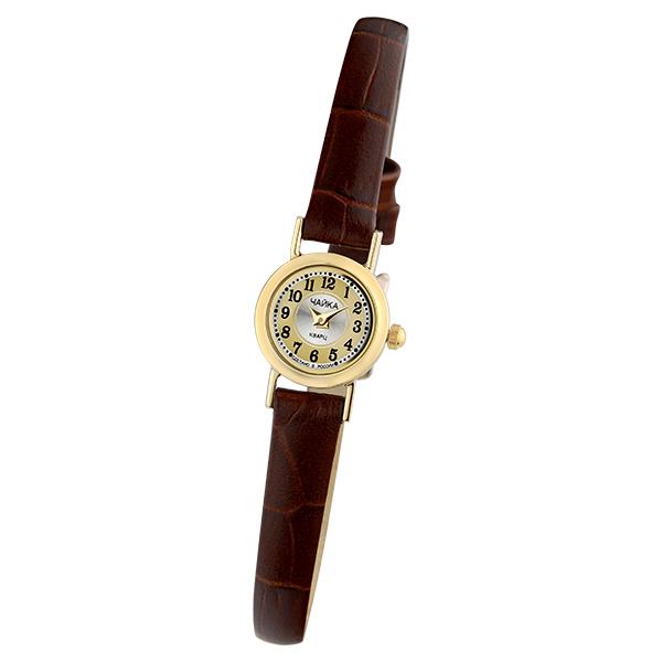 Женские золотые часы «Виктория» Арт.: 97060.449