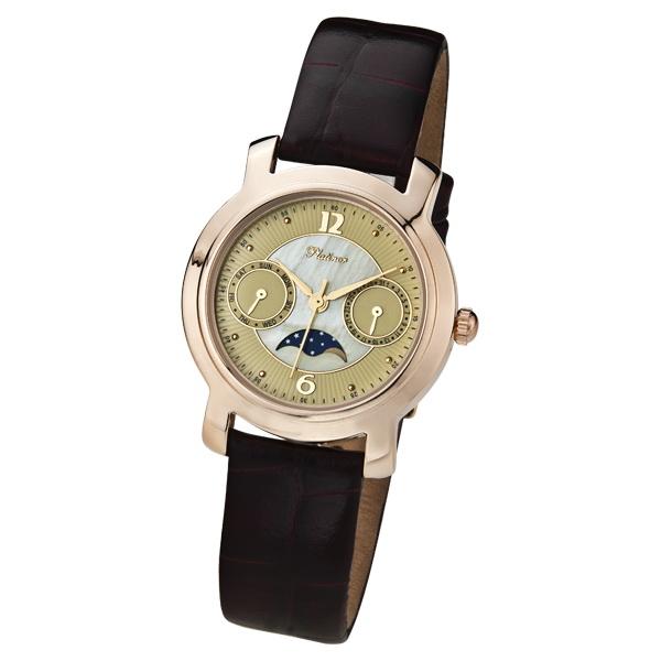 Женские золотые часы «Оливия» Арт.: 97250.413