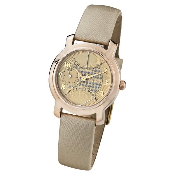 Женские золотые часы «Оливия» Арт.: 97350.427