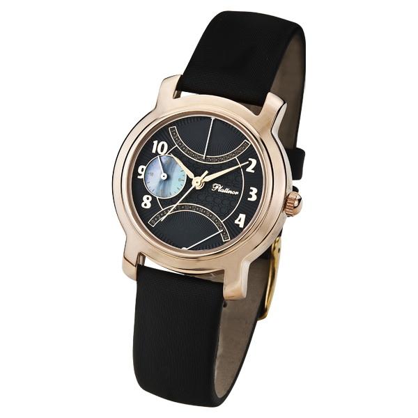 Женские золотые часы «Оливия» Арт.: 97350.528