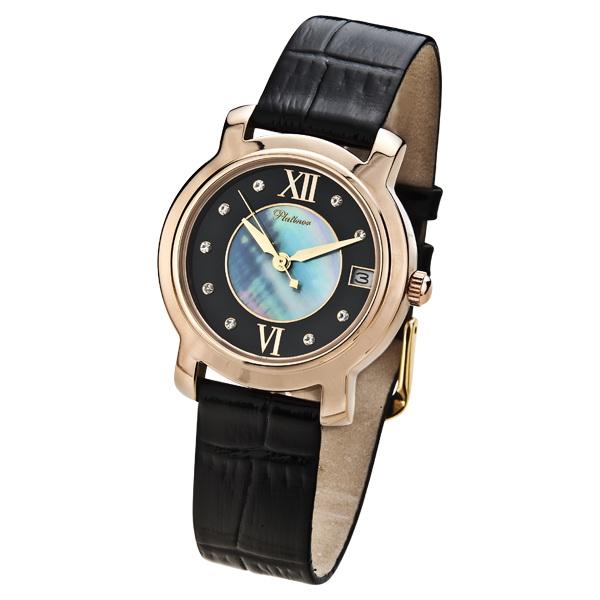 Женские золотые часы «Оливия» Арт.: 97450.517