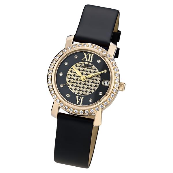 Женские золотые часы «Оливия» Арт.: 97456.519