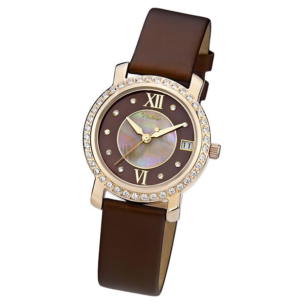 Женские золотые часы «Оливия» Арт.: 97456.717