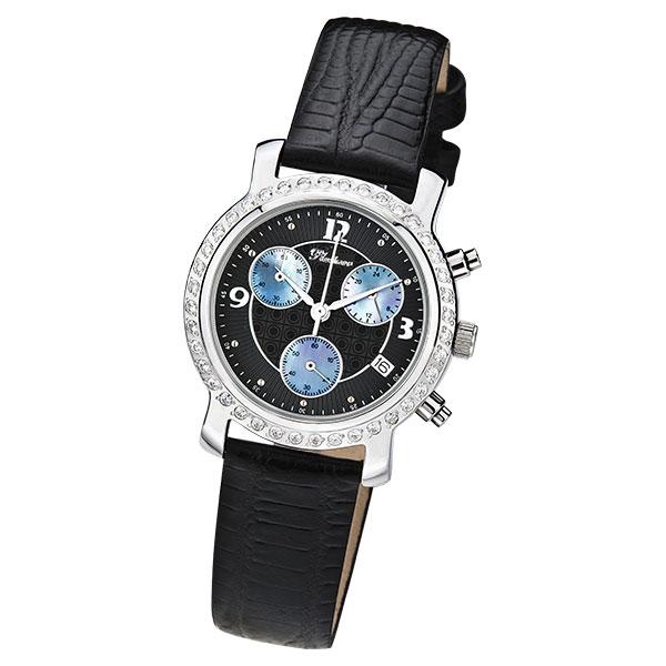 Женские серебряные часы «Оливия» Арт.: 97506A.513