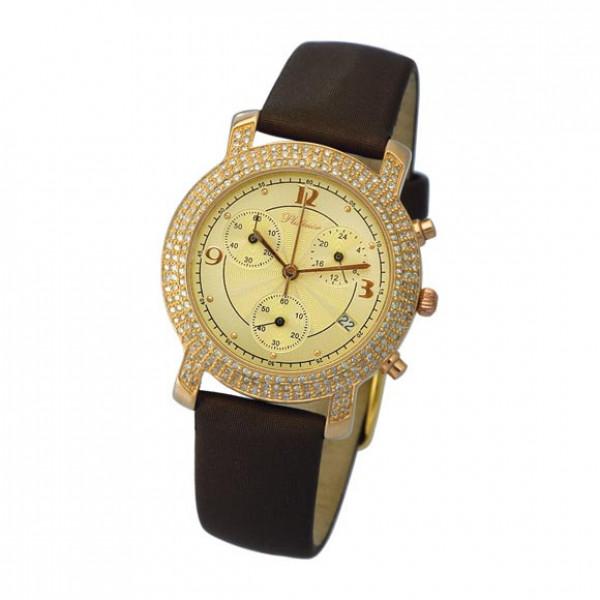 Женские золотые часы «Оливия» Арт.: 97551.412